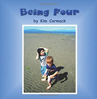 book cover of Being Four