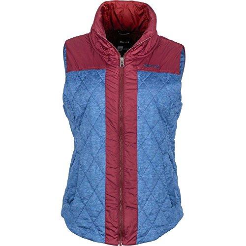 治安判事理論的同一の(マーモット) Marmot レディース トップス ベスト?ジレ Abigal Insulated Vest [並行輸入品]