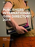 Publishers' International ISBN Directory 2014, , 3110304880