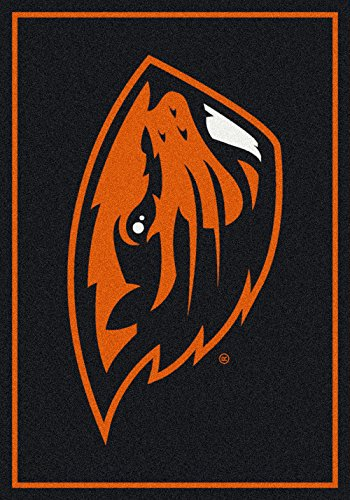 American Floor Mats Oregon State Beavers NCAA College Team Spirit Team Area Rug 2'8