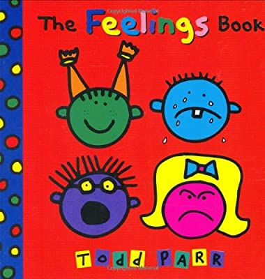The Feelings Book from LB Kids