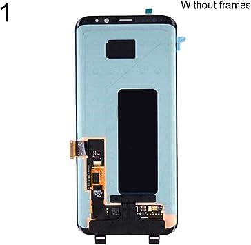 Pantalla de repuesto digitalizador para Samsung S8 Plus G955 LCD ...