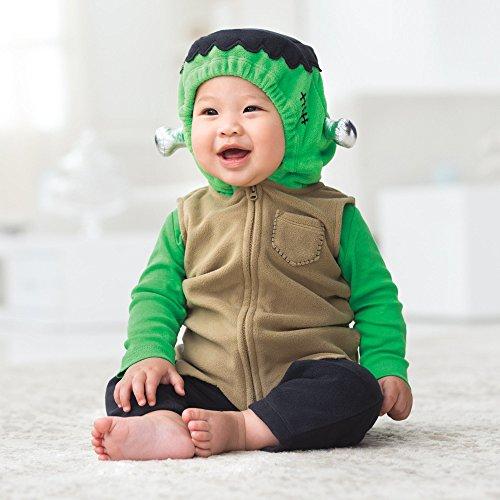Carter's Baby Boys' Halloween Costume (Baby) - Frankestein - Frankenstein - 24 -