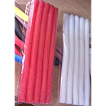 10 Pcs Soft Foam Twist Bendy Roller Hair Curler