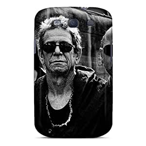 Scratch Protection Hard Cell-phone Cases For Samsung Galaxy S3 (orc15740jhWs) Provide Private Custom High Resolution Bon Jovi Series