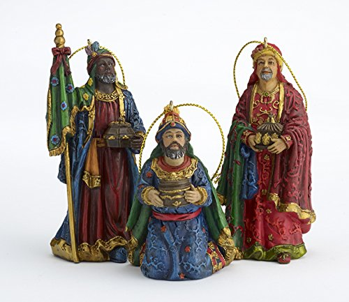 Three Kings Gifts Real Life Nativity Ornament Set by Three Kings Gifts (Image #1)