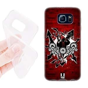 cincinnati reds case's Shop Christmas Gifts 9596041M35484418 Head Case Designs Hip Hop Music Genre Soft Gel Back Case Cover for Samsung Galaxy S6 G920, Galaxy S6 Duos