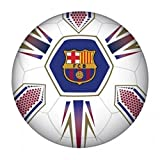 Football Club Barcelona Team Badge Designed Barca Supporters Soccer Ball Size 5 by OSG