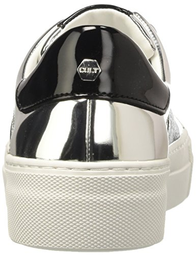 Cult Love Low 1438, Sneakers Basses Femme Multicolore (Silver/Black 550)