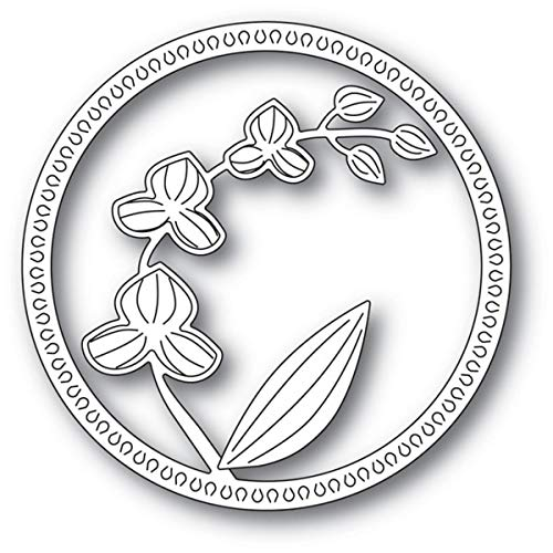 Memory Box - Cutting Die - Delicate Orchid (94256) ()