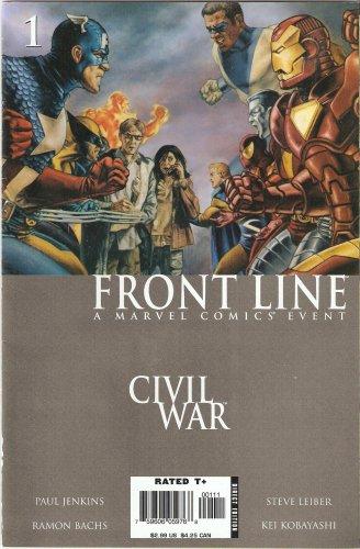 marvel frontline - 9