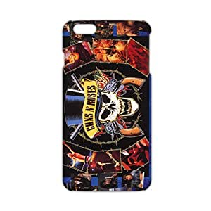 ANGLC Guns N Roses heavy metal hard rock bands (3D)Phone Case for iPhone 6plus