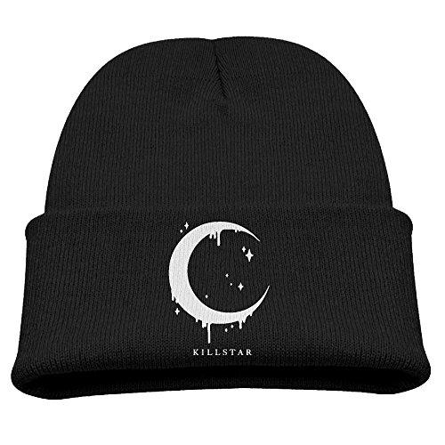 Child Toboggan Hat Winter Hats Winter Killstar Watch Cap KnittedToboggans CapsBeanies