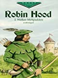 Front cover for the book Robin Hood by J. Walker McSpadden