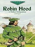 Robin Hood by J. Walker McSpadden front cover