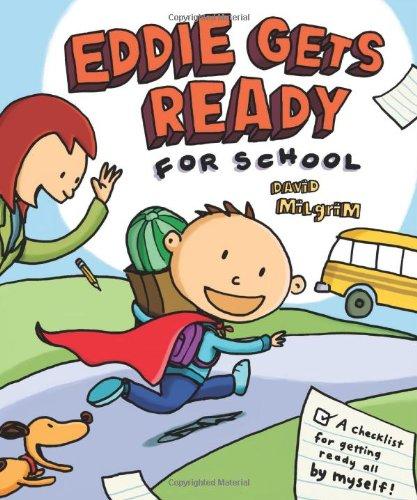 Download Eddie Gets Ready For School pdf