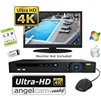 Ultra-HD 4K Network Video Recorder