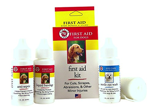Miracle Care by MiracleCorp/Gimborn R-7 First Aid Kit for Pets