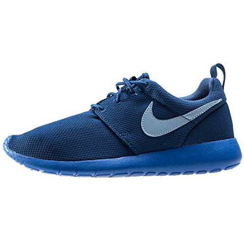 Nike Kids Roshe One (gs) Sportschoen Kustblauw / Blauwgrijs / Hyperkobalt