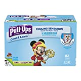 Pull-Ups Cool & Learn Training Pants for Boys, 4T-5T (38-50 lb.), 82 Count