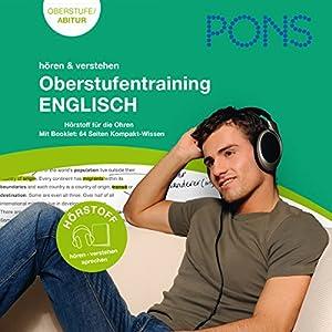 Englisch Oberstufentraining Hörbuch