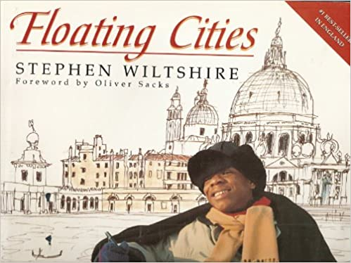 Stephen Wiltshire Bilder Kaufen floating cities venice amsterdam leningrad and moscow amazon de
