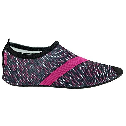Fitkicks Flexibele Flats Voor Dames - Actieve Lifestyle-schoenen - Voor Comfort En Hoge Hielreliëf