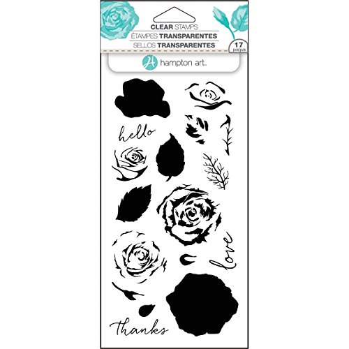 (Hampton Art Layering Clear Stamps 4