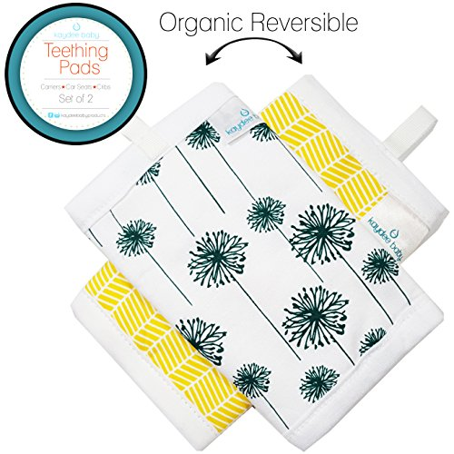 Organic Cotton Reversible Sucking Pads