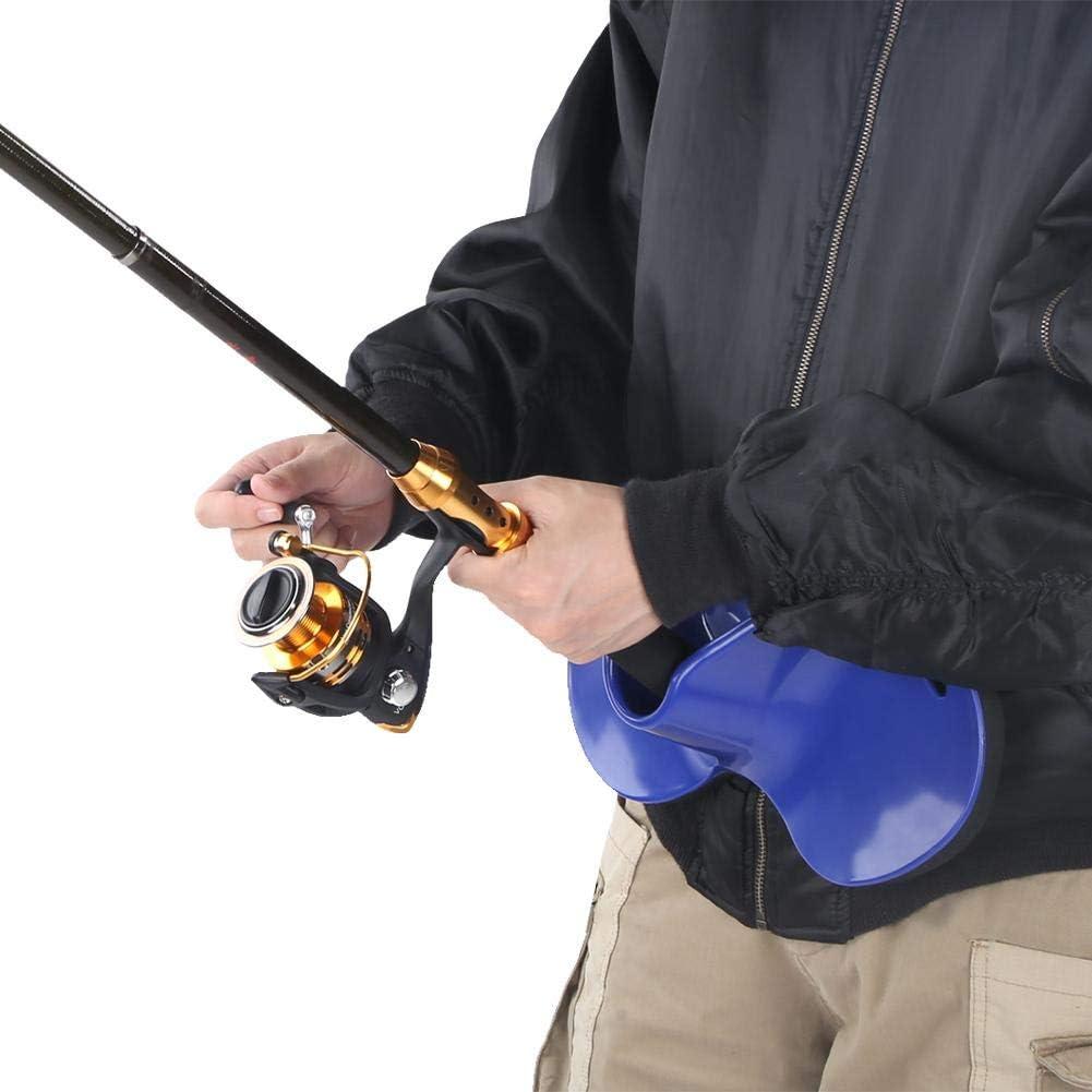Angel Taillen-Halter-Gurt Adjustable Boot Angeln Bauchrutenhalter Taille Unterst/ützung K/ämpfen G/ürtel Angelzubeh/ör