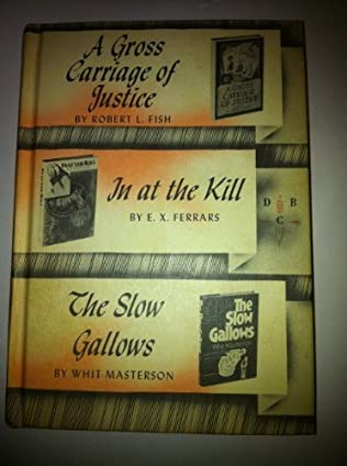 book cover of A Gross Carriage of Justice