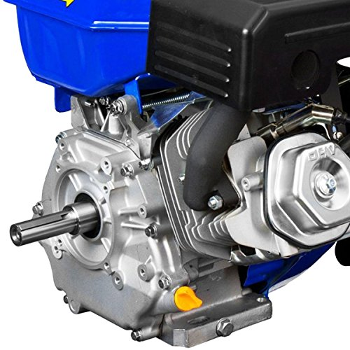(DuroMax XP16HPE 16 hp Electric/Recoil Start Engine)