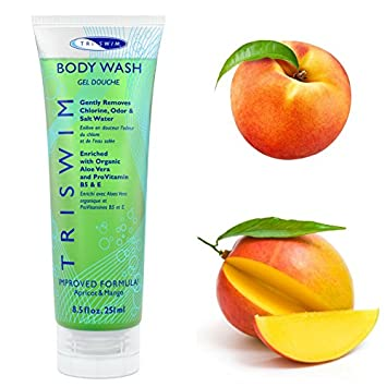 TRISWIM Chlorine Removal Body Wash 251 ml Amazoncouk Beauty