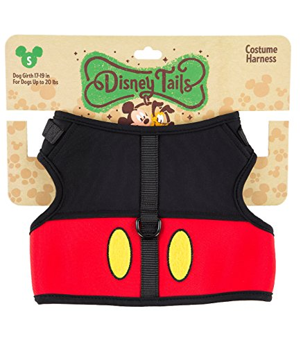 Disney Parks Mickey Mouse Costume Dog Harness (Dog Mickey Mouse Costume)