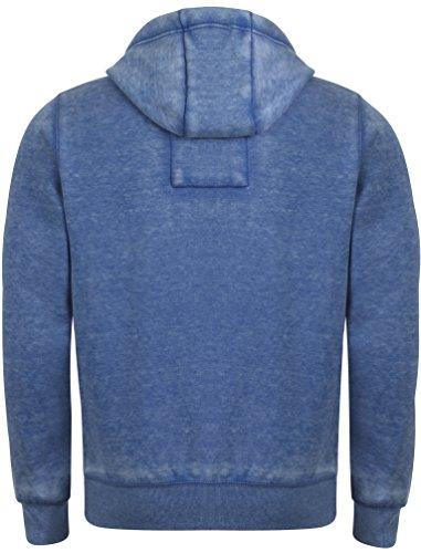 shirt Bleu Laundry À L Longues Capuche Sweat Homme Tokyo Océan Asymétrique Manches gFwEpqUq