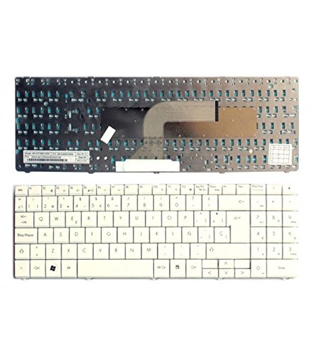 Portatilmovil - Teclado para PORTÁTIL Packard Bell EASYNOTE ST85 ST86 MT85: Amazon.es: Electrónica