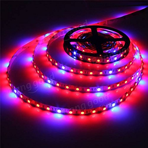 Led Grow Lights - Led Hydroponic Grow Strip Light - Guided Aquacultural Striptease Illumination Conducted Aquicultural Disrobe Illuminate Light-Emitting Diode Bare Illuminated - 1PCs