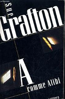 A comme alibi, Grafton, Sue