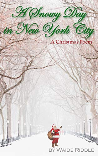 A Snowy Day in New York City: ... a Christmas poem... (Macys In New York City)