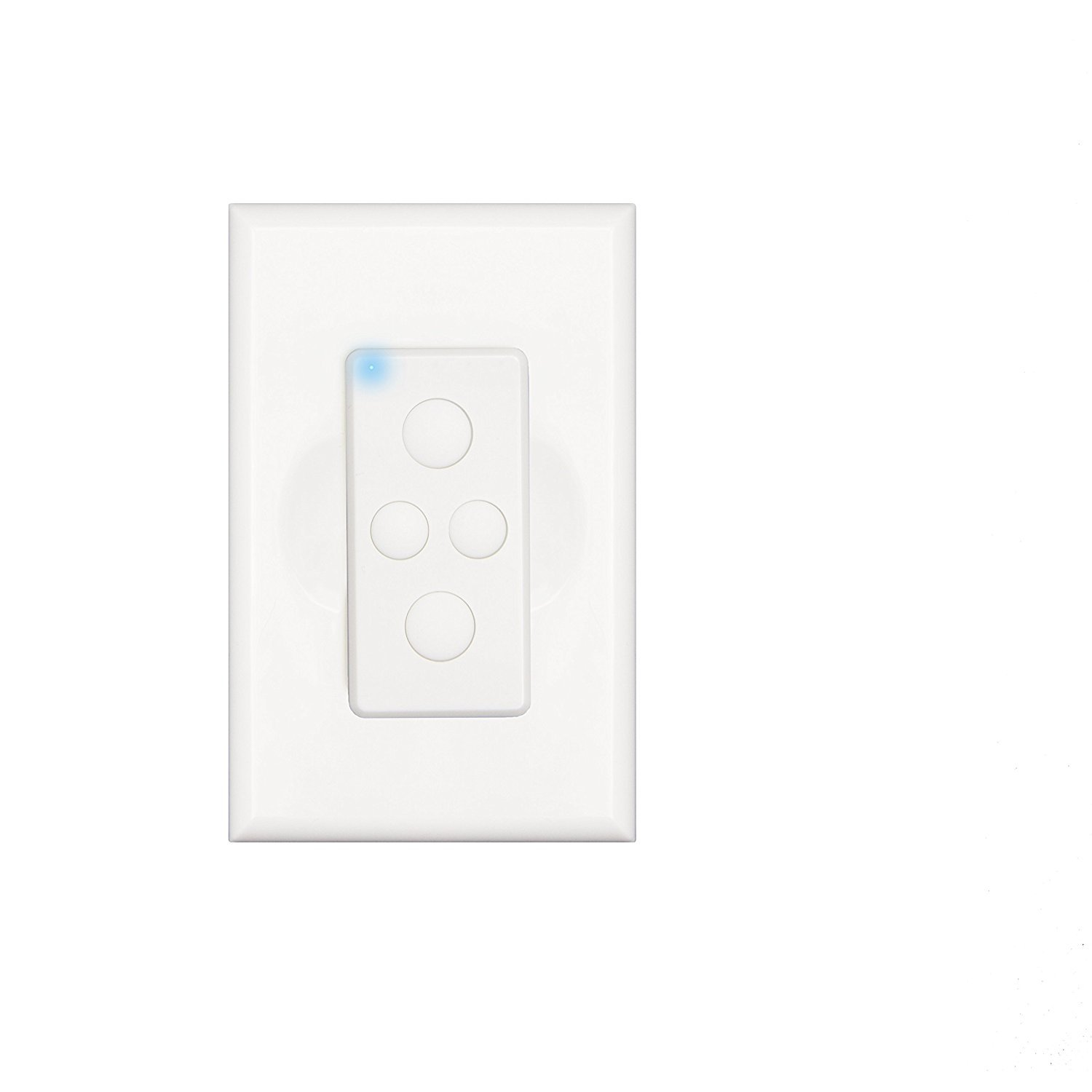 MySmartBlinds Smart Switch | Control your smart blinds with a simple Bluetooth remote | For use with MySmartBlinds Automation Kit