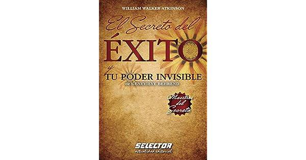 Amazon.com: El Secreto del ÉXITO y tu poder invisible: de ...