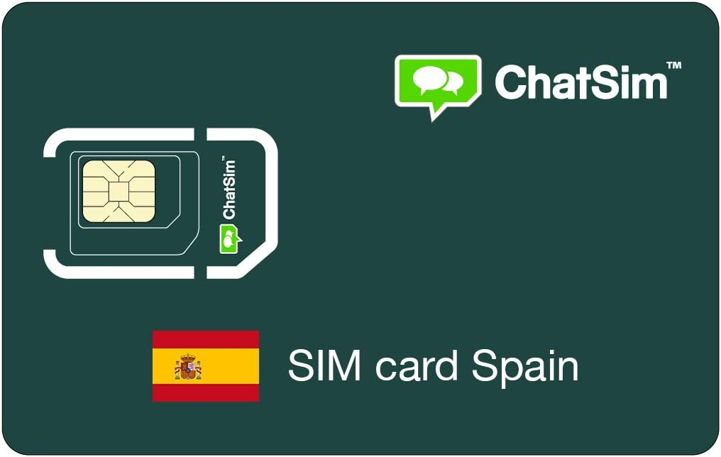 Tarjeta SIM internacional para viajes a ESPAÑA y en todo el mundo ...