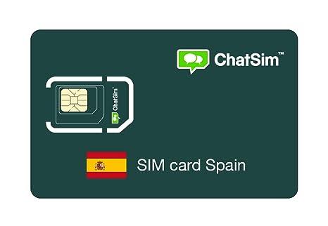 Tarjeta SIM internacional para viajes a ESPAÑA y en todo el ...
