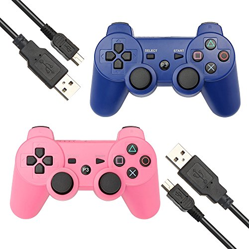 Dual Shock 3 Wireless Controller - 3