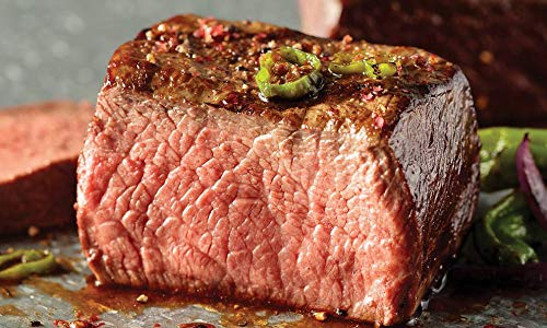 Omaha Steaks Family Value Combo Features Filet Mignon, Top Sirloins, Steak Burgers, Boneless Chicken Breasts, Jumbo Franks and Stuffed Baked Potatoes by Omaha Steaks (Image #5)
