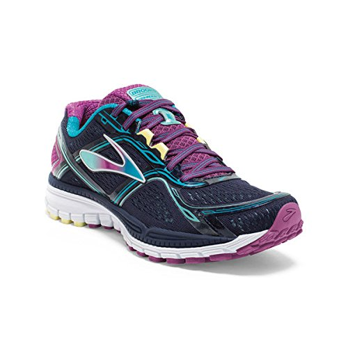 3da90dbc626 Women s Brooks Ghost 8 Running Shoe Peacoat Hollyhock Capri Breeze Size 8.5  M US - Buy Online in Oman.