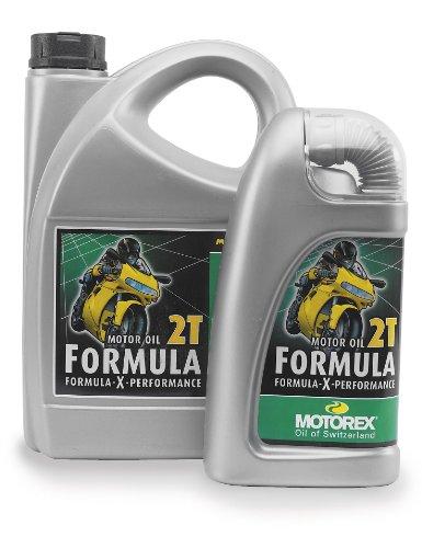Motorex Formula 2T Oil - 1L. ()