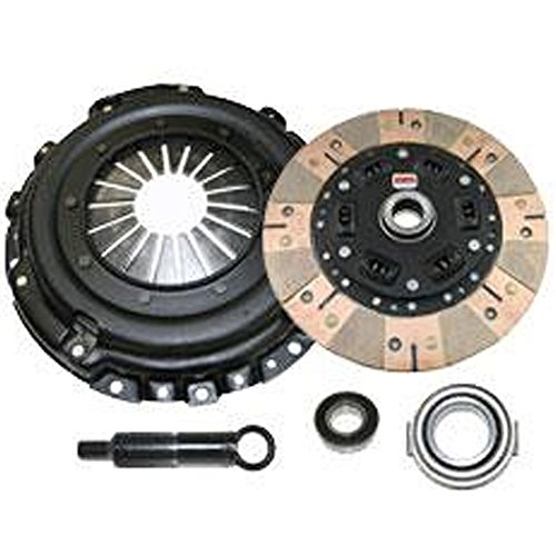 Competition Clutch Kit Performance Stage 3+ Segmented Ceramic (Competition Clutch)