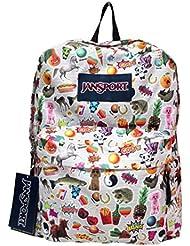 Jansport Superbreak Backpacks! (Multi Stickers)