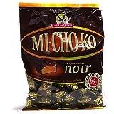 La Pie qui Chante MICHOKO Dark Chocolate Wrapped Caramels Toffee Candy - 3.5 oz